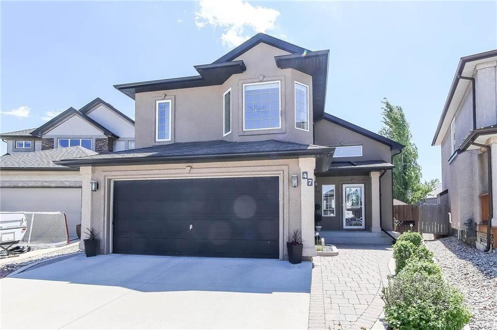 Main Photo: 47 Breton Bay in Winnipeg: Residential for sale (2J)  : MLS®# 202011865