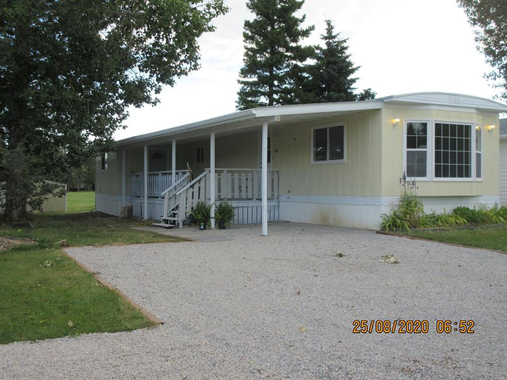 Main Photo: 45 Mobile Drive in Three Hills: NONE Mobile for sale : MLS®# A1026877