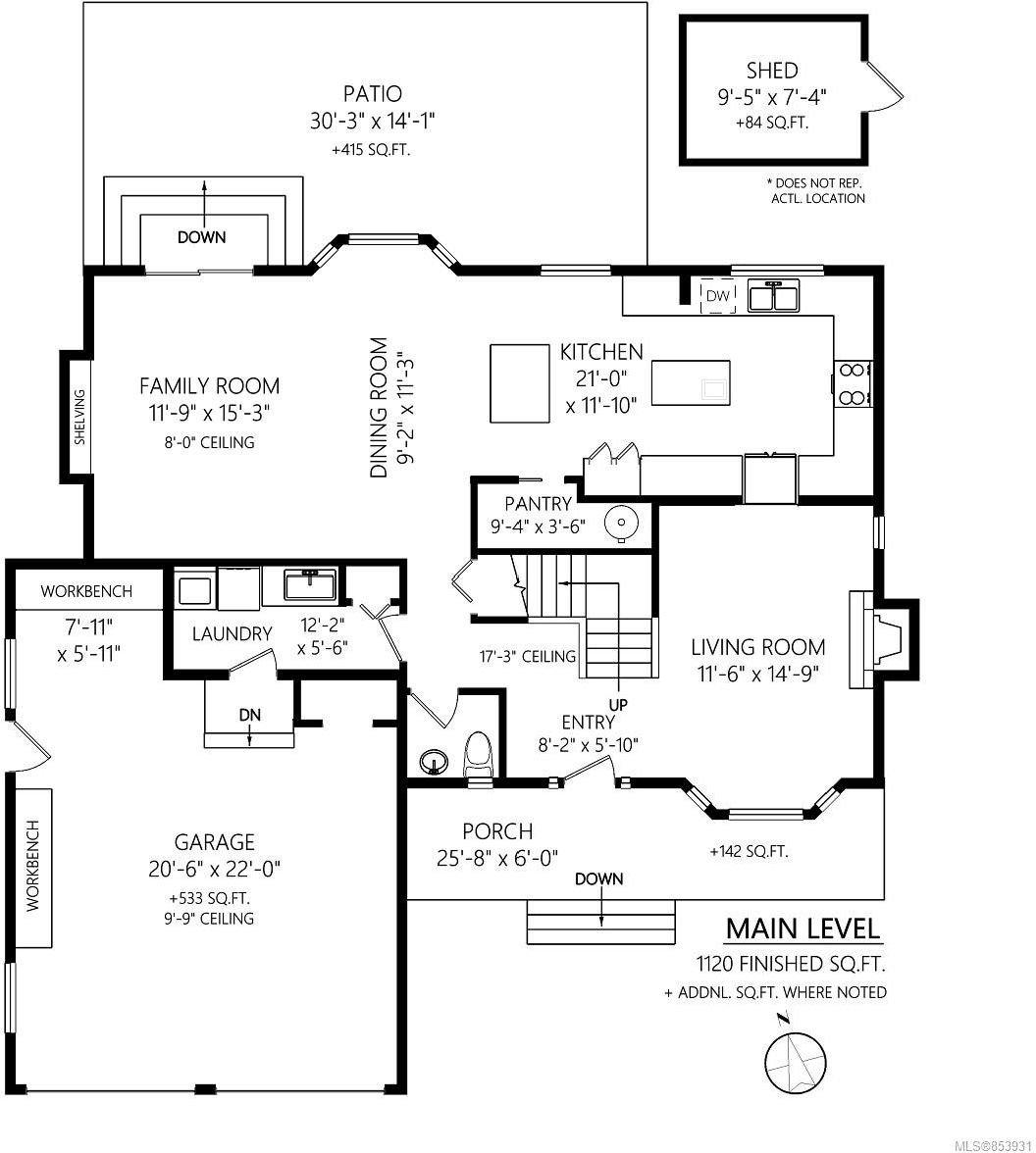Photo 30: Photos: 2456 Timbercrest Dr in : Du East Duncan House for sale (Duncan)  : MLS®# 853931