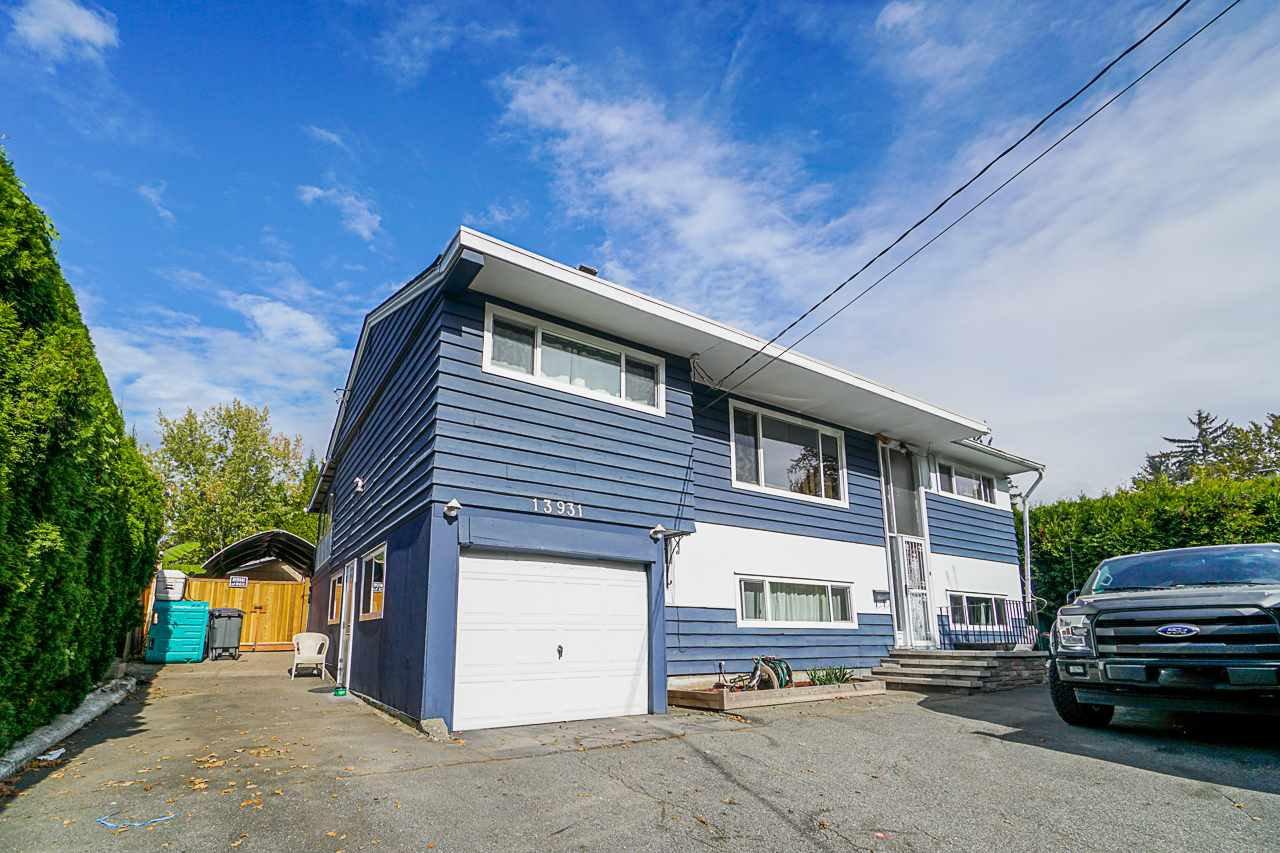 "Main Photo: 13931 88 Avenue in Surrey: Bear Creek Green Timbers House for sale in ""Bear Creek"" : MLS®# R2524396"