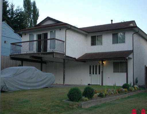 Main Photo: 12852 105TH AV in Surrey: Cedar Hills House for sale (North Surrey)  : MLS®# F2513176