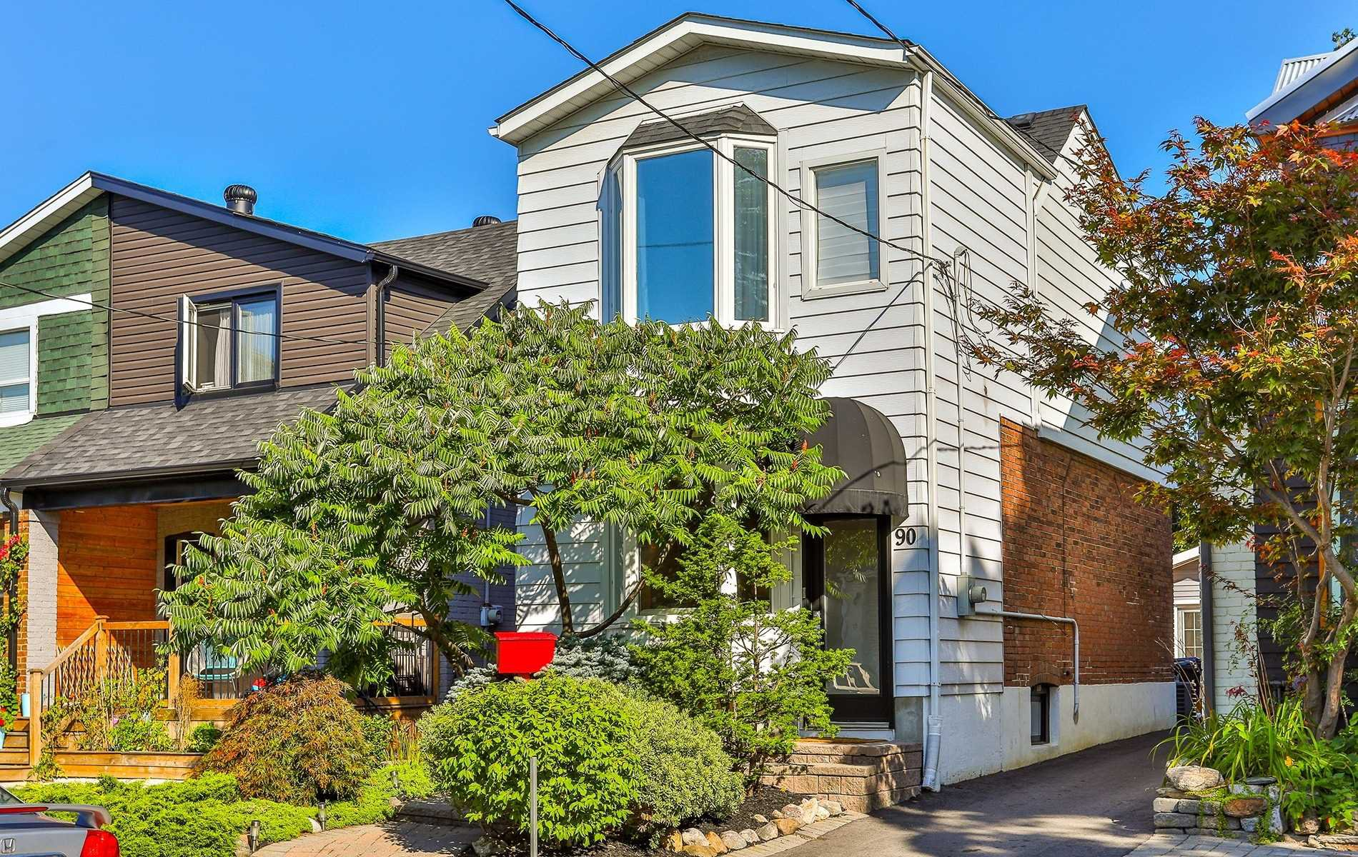 Main Photo: 90 Frater Avenue in Toronto: Danforth Village-East York House (2-Storey) for sale (Toronto E03)  : MLS®# E4564509
