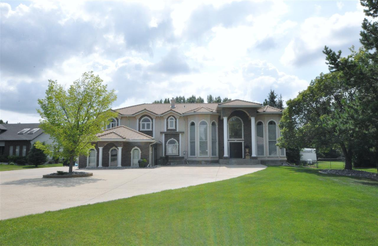 Main Photo: 47 ESTATE WY: Rural Sturgeon County House for sale
