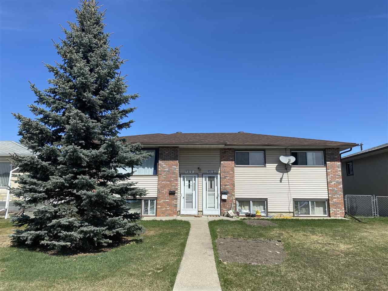 Main Photo: 7312 79 Avenue in Edmonton: Zone 17 House Duplex for sale : MLS®# E4196199