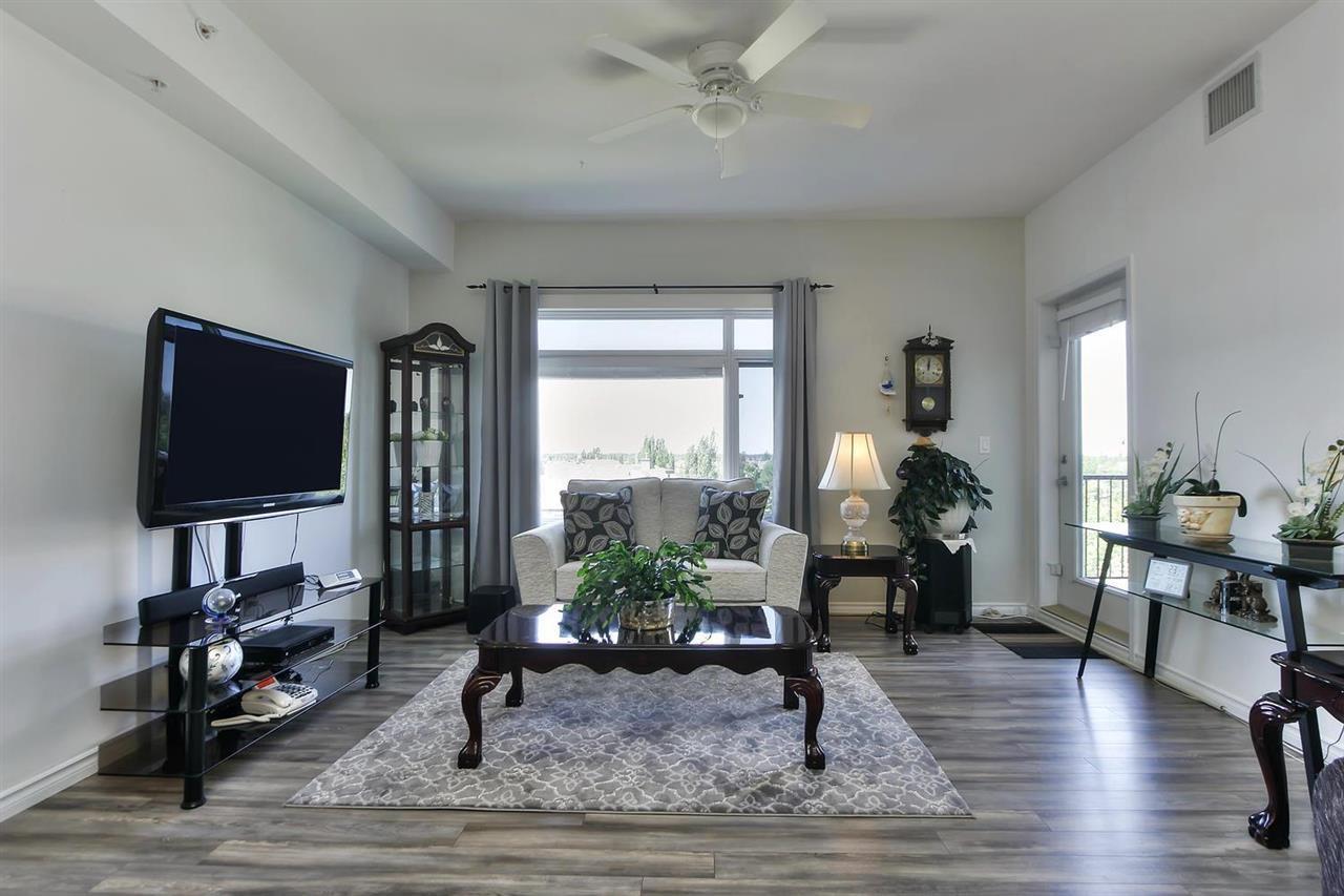 Main Photo: 410 1589 GLASTONBURY Boulevard in Edmonton: Zone 58 Condo for sale : MLS®# E4202845