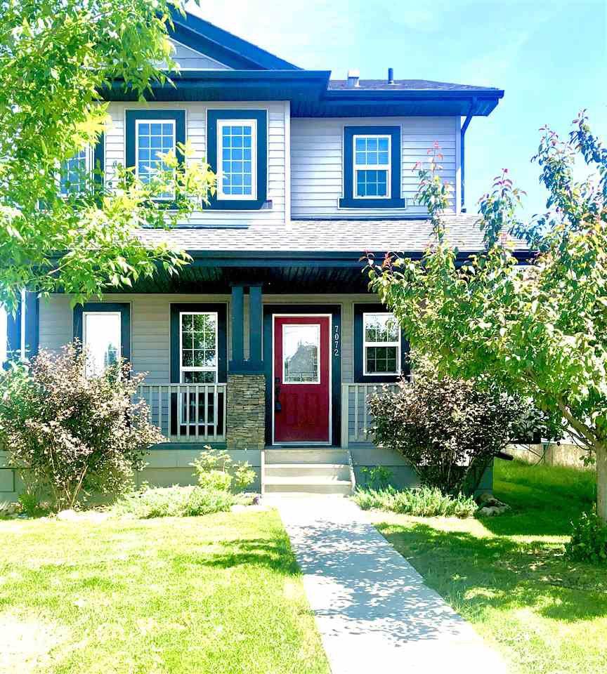 Main Photo: 7072 CARDINAL Way in Edmonton: Zone 55 House for sale : MLS®# E4203162