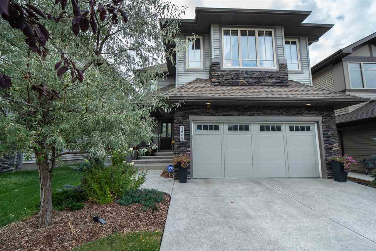 Main Photo: 1965 AINSLIE Link in Edmonton: Zone 56 House for sale : MLS®# E4216539