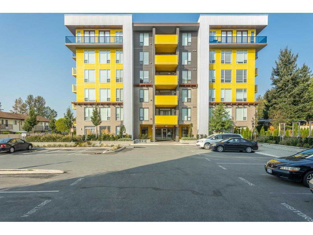 "Main Photo: 503 2555 WARE Street in Abbotsford: Central Abbotsford Condo for sale in ""Mill District"" : MLS®# R2509514"