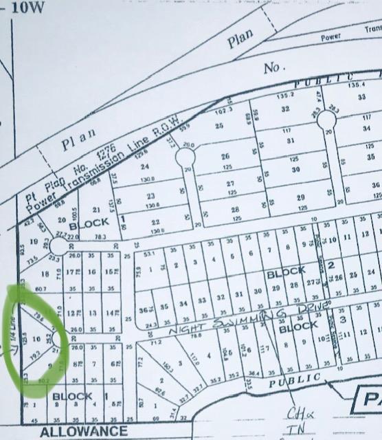 Main Photo: 0 Lake Manitoba Narrows Drive in Alonsa: Lake Manitoba Narrows Residential for sale (R19)  : MLS®# 202100497