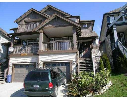 Main Photo: 147 FOREST PARK WY in Port Moody: Heritage Woods PM 1/2 Duplex for sale : MLS®# V582432