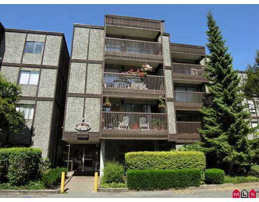 "Main Photo: 317 13507 96TH AV in Surrey: Whalley Condo for sale in ""Parkwoods"" (North Surrey)  : MLS®# F2618545"