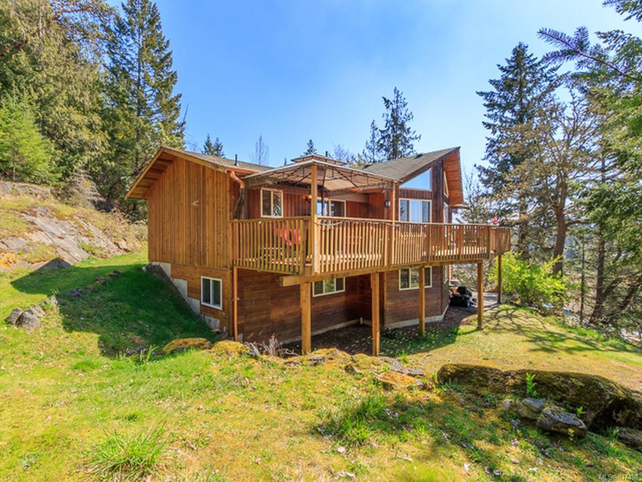 Main Photo: 1318 White Rd in NANAIMO: Na Cedar House for sale (Nanaimo)  : MLS®# 837498