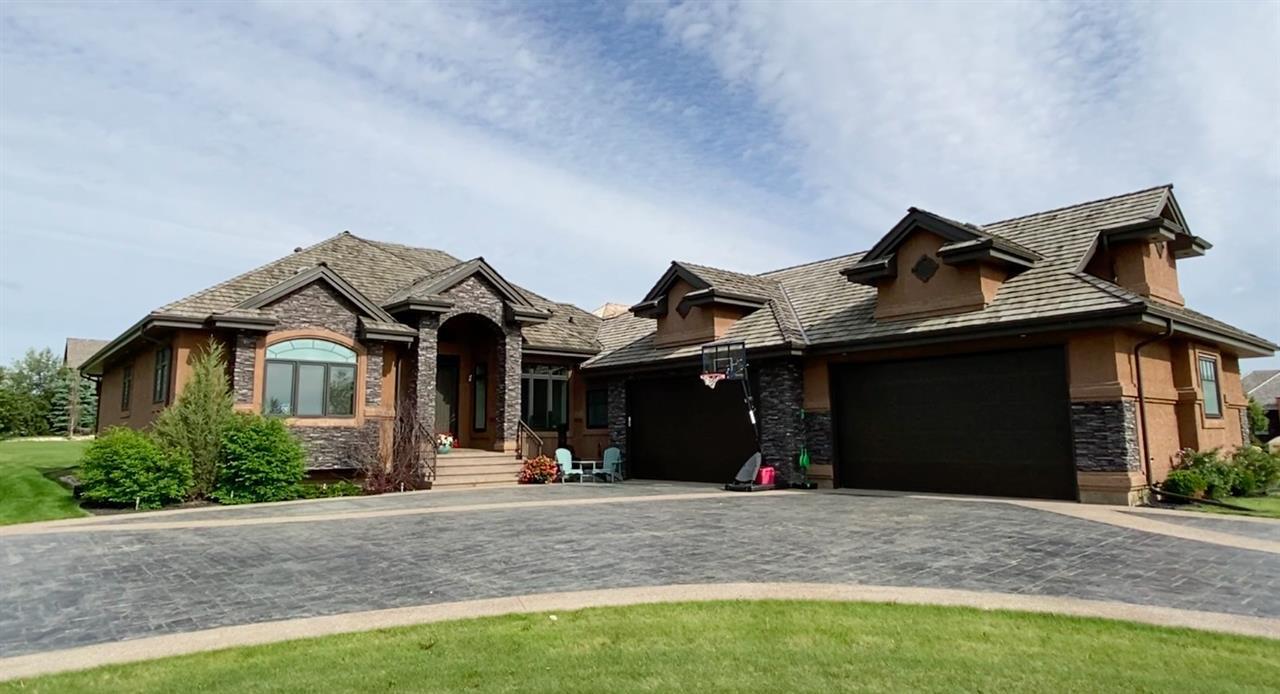 Main Photo: 29 PINNACLE Close: Rural Sturgeon County House for sale : MLS®# E4205220
