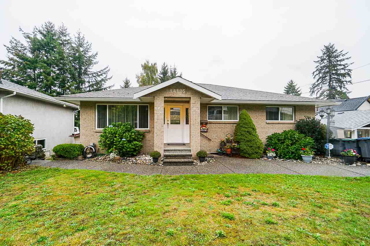 Main Photo: 14125 115 Avenue in Surrey: Bolivar Heights House for sale (North Surrey)  : MLS®# R2510303