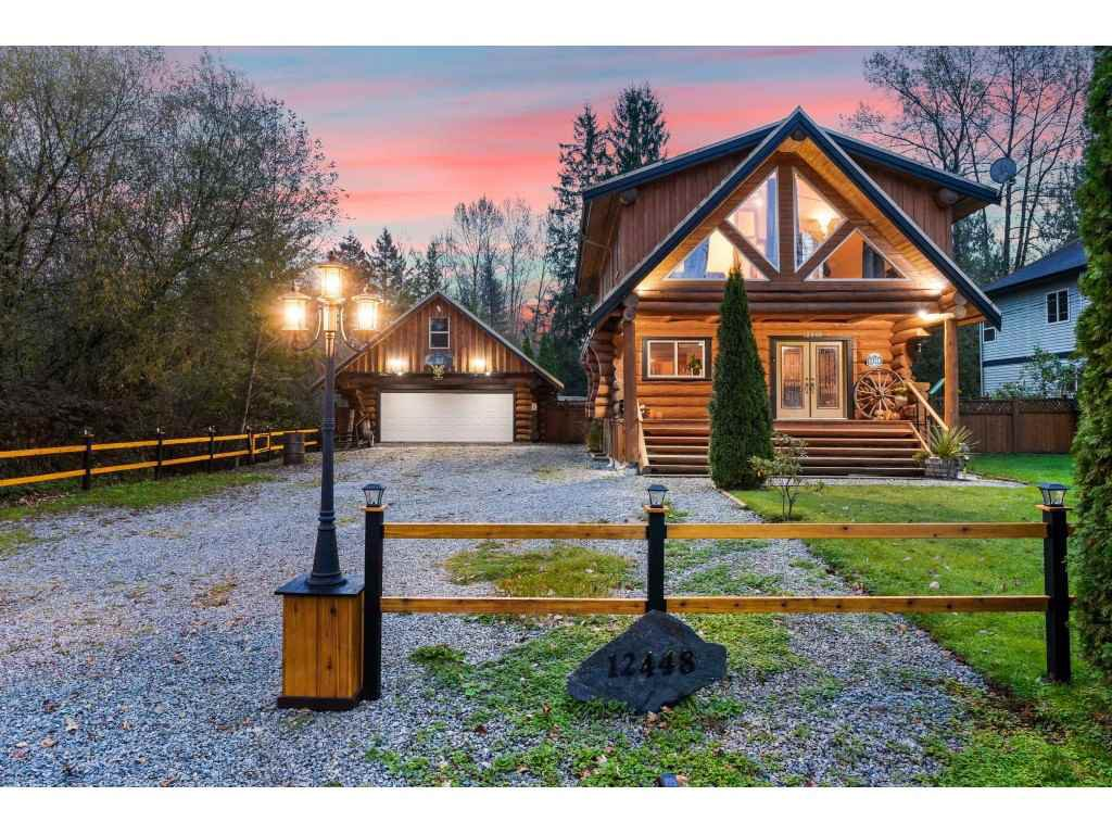 Main Photo: 12448 254 Street in Maple Ridge: Websters Corners House for sale : MLS®# R2513115