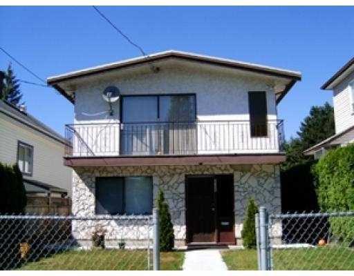 Main Photo: 2139 GRANT AV in Port Coquiltam: Glenwood PQ House for sale (Port Coquitlam)  : MLS®# V551040