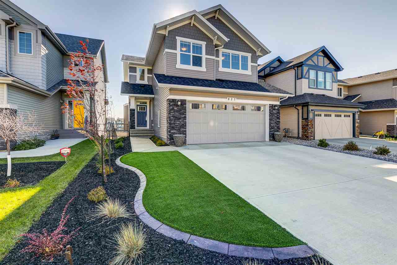 Main Photo: 827 EAGLESON Link in Edmonton: Zone 57 House for sale : MLS®# E4176853