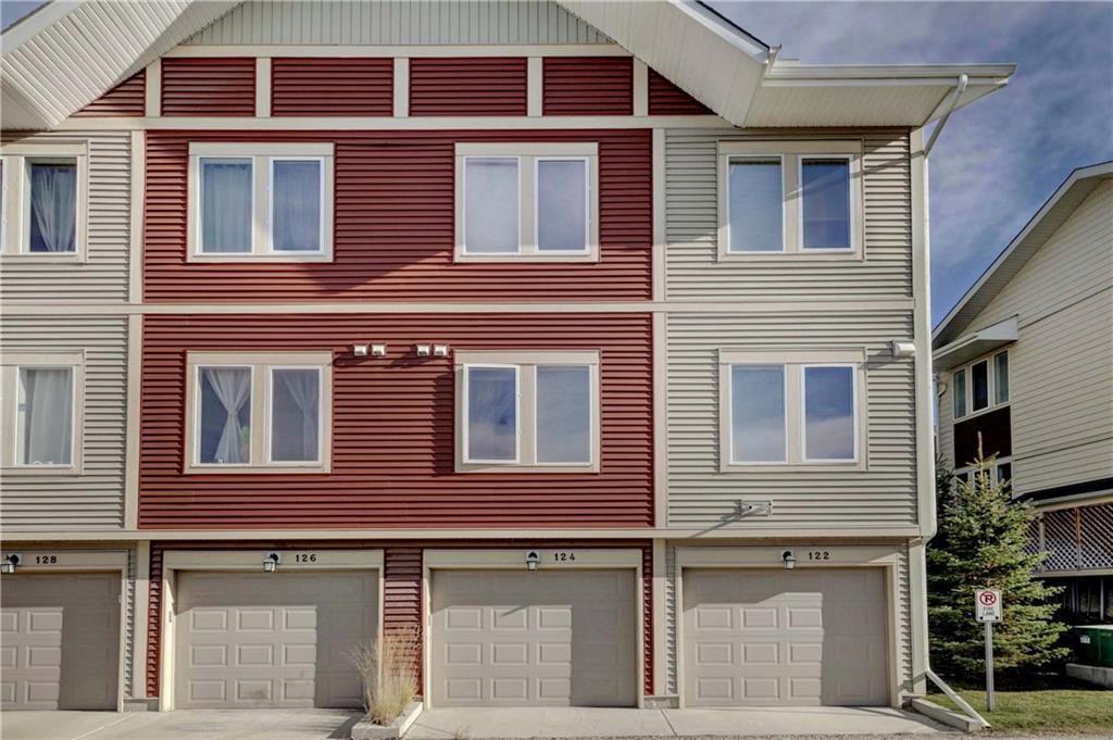 Photo 24: Photos: 124 AUBURN MEADOWS Walk SE in Calgary: Auburn Bay Row/Townhouse for sale : MLS®# C4273742