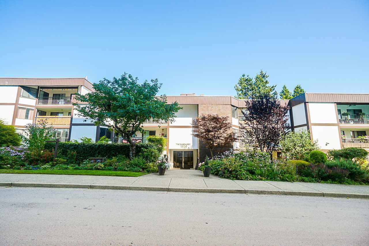 "Main Photo: 210 1520 VIDAL Street: White Rock Condo for sale in ""THE SANDHURST"" (South Surrey White Rock)  : MLS®# R2421129"