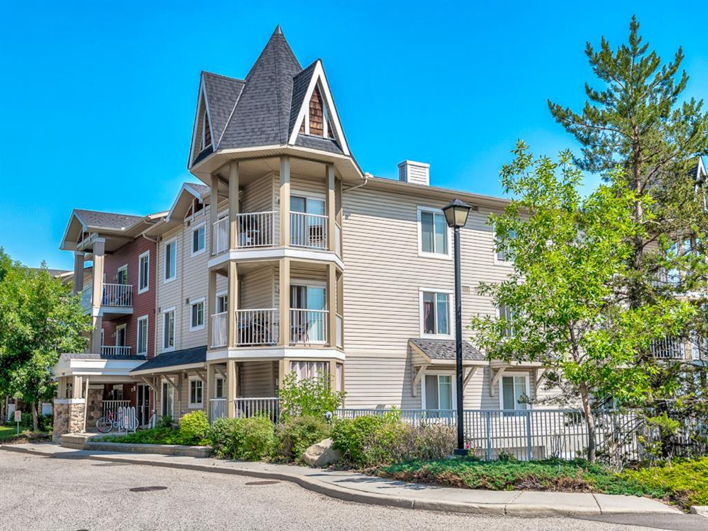 Main Photo: 9311 70 PANAMOUNT Drive NW in Calgary: Panorama Hills Apartment for sale : MLS®# A1019261