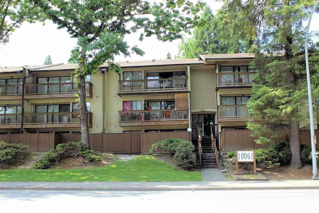 """Main Photo: 203 10061 150 Street in Surrey: Guildford Condo for sale in """"Forest Manor"""" (North Surrey)  : MLS®# R2484947"""