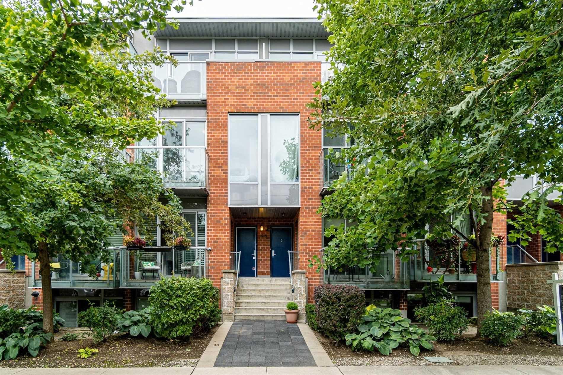 Main Photo: 3 46 Boston Avenue in Toronto: South Riverdale Condo for sale (Toronto E01)  : MLS®# E4915117