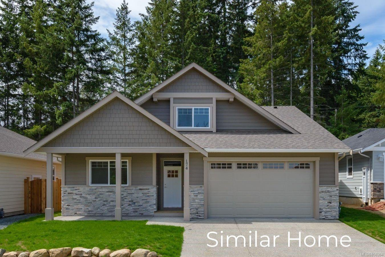 Main Photo: 2433 Brookfield Dr in : CV Courtenay City House for sale (Comox Valley)  : MLS®# 858384