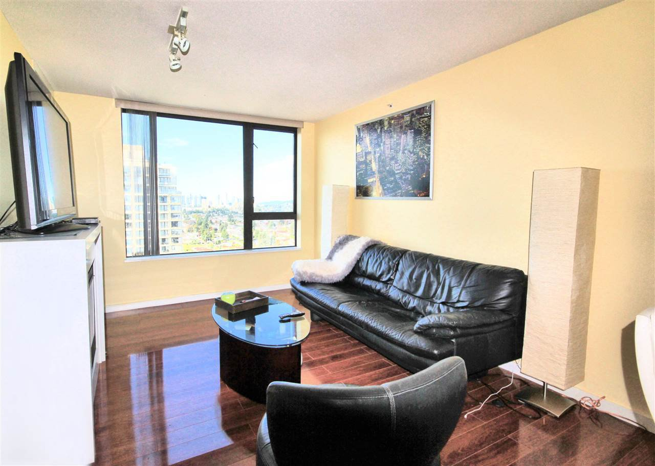 Photo 2: Photos: 2808 7063 HALL Avenue in Burnaby: Highgate Condo for sale (Burnaby South)  : MLS®# R2410084