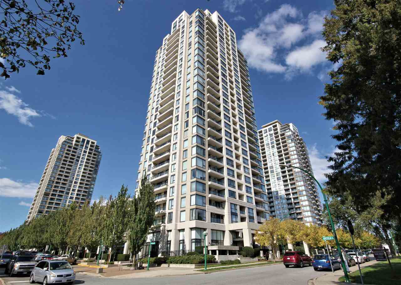 Main Photo: 2808 7063 HALL Avenue in Burnaby: Highgate Condo for sale (Burnaby South)  : MLS®# R2410084