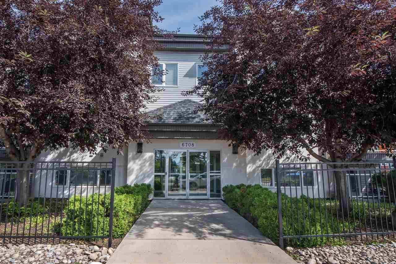 Main Photo: 104 6708 90 Avenue NW in Edmonton: Zone 18 Condo for sale : MLS®# E4205982