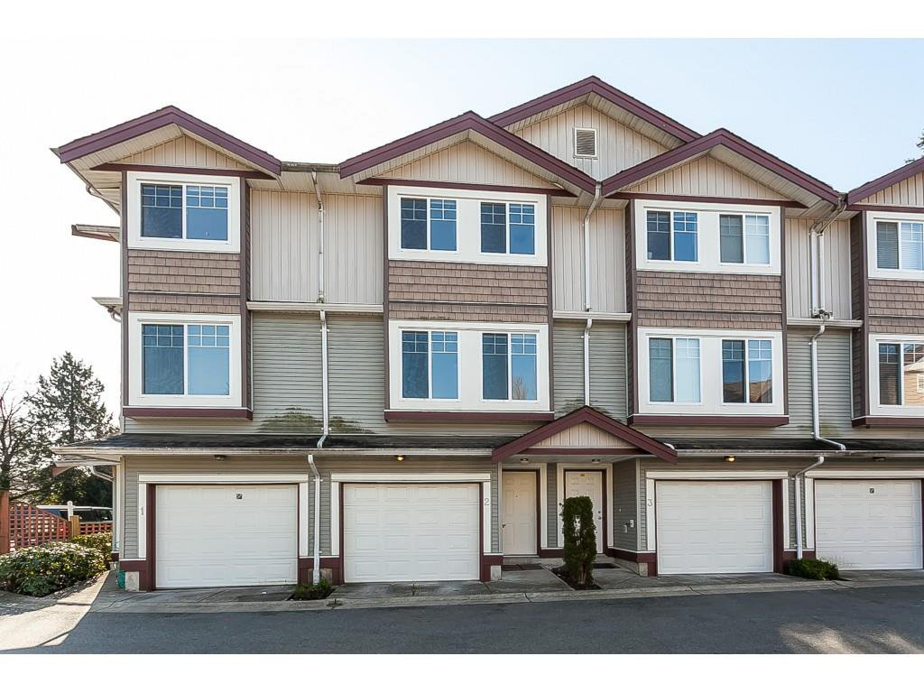 Main Photo: 2 8255 120A STREET in Surrey: Queen Mary Park Surrey Townhouse for sale : MLS®# R2456655