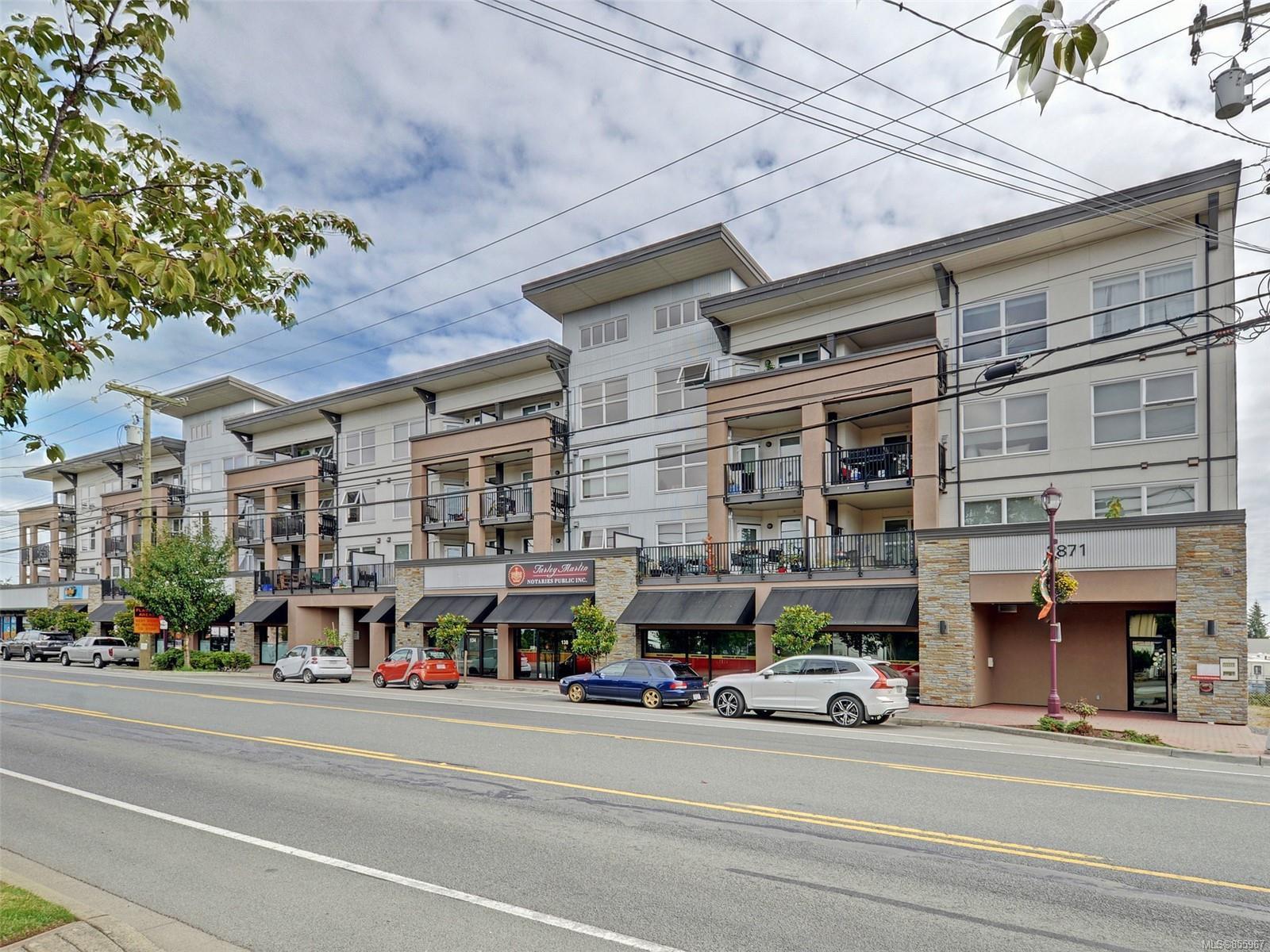 Main Photo: 241 2871 Jacklin Rd in : La Langford Lake Condo Apartment for sale (Langford)  : MLS®# 855967