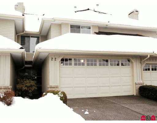 "Main Photo: 15860 82ND Ave in Surrey: Fleetwood Tynehead Townhouse for sale in ""Oak Tree"" : MLS®# F2700735"