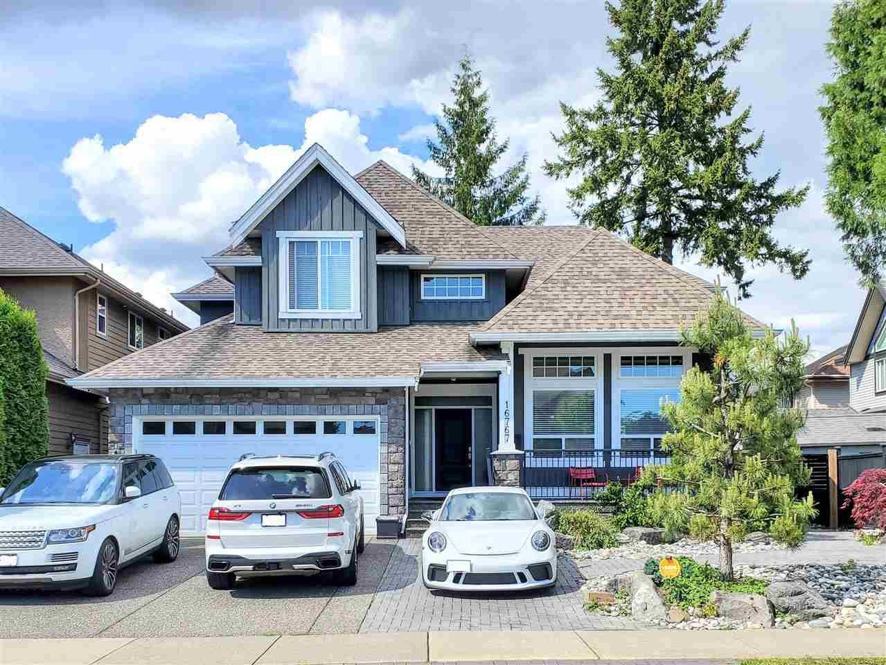 Main Photo: 16767 103 Avenue in Surrey: Fraser Heights House for sale (North Surrey)  : MLS®# R2455542