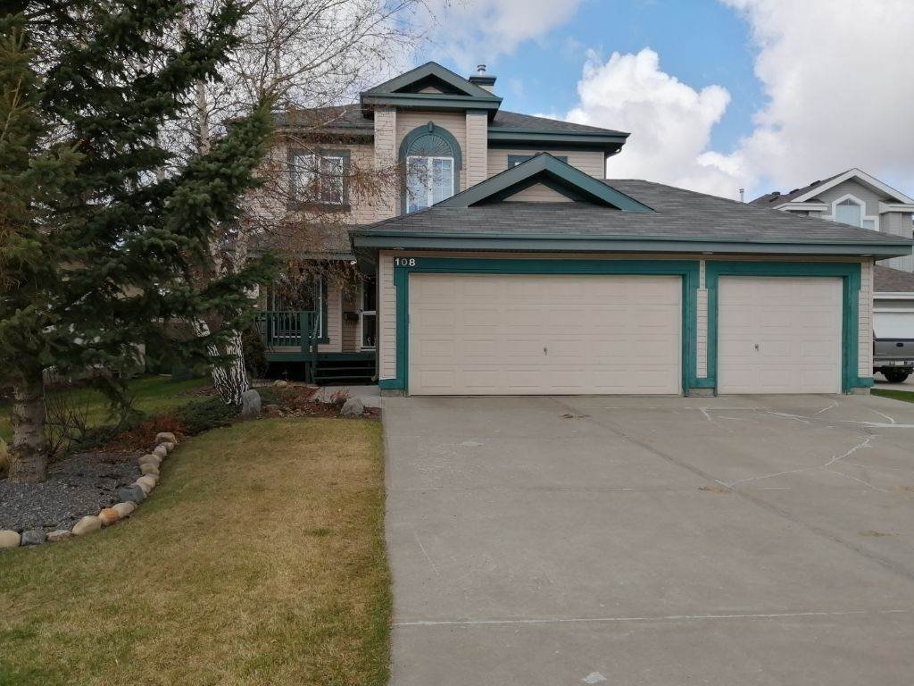 Main Photo: 108 CAIRNS Bay in Edmonton: Zone 27 House for sale : MLS®# E4197124