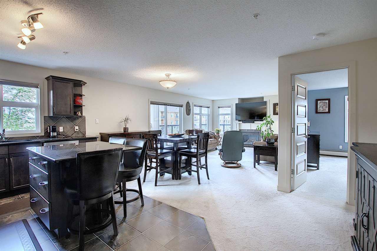Main Photo: 332 11603 ELLERSLIE Road in Edmonton: Zone 55 Condo for sale : MLS®# E4198858