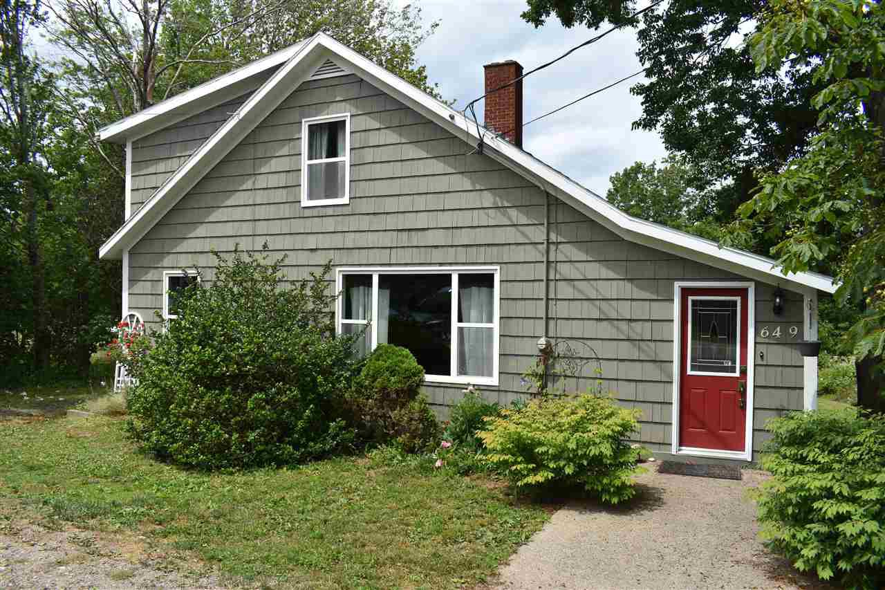 Main Photo: 649 Highway 1 in Smiths Cove: 401-Digby County Residential for sale (Annapolis Valley)  : MLS®# 202012523