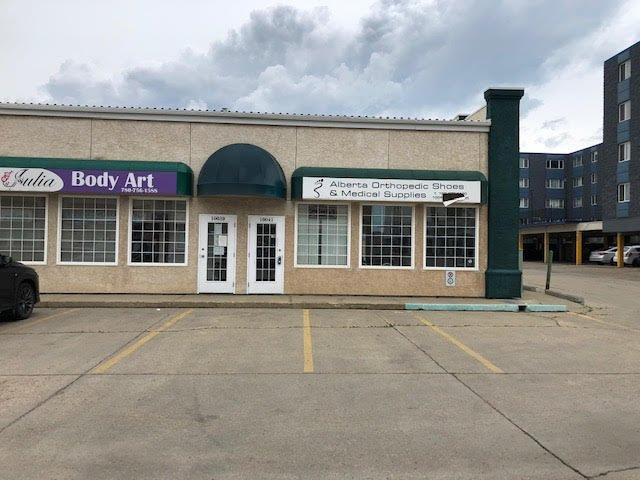 Photo 2: Photos: 10041 166 Street in Edmonton: Zone 22 Office for lease : MLS®# E4205675