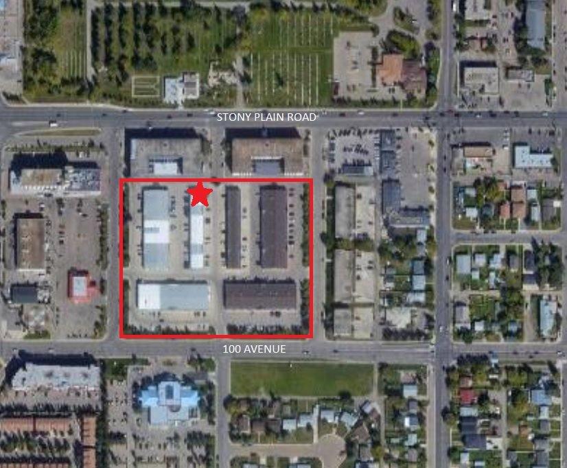 Photo 16: Photos: 10041 166 Street in Edmonton: Zone 22 Office for lease : MLS®# E4205675