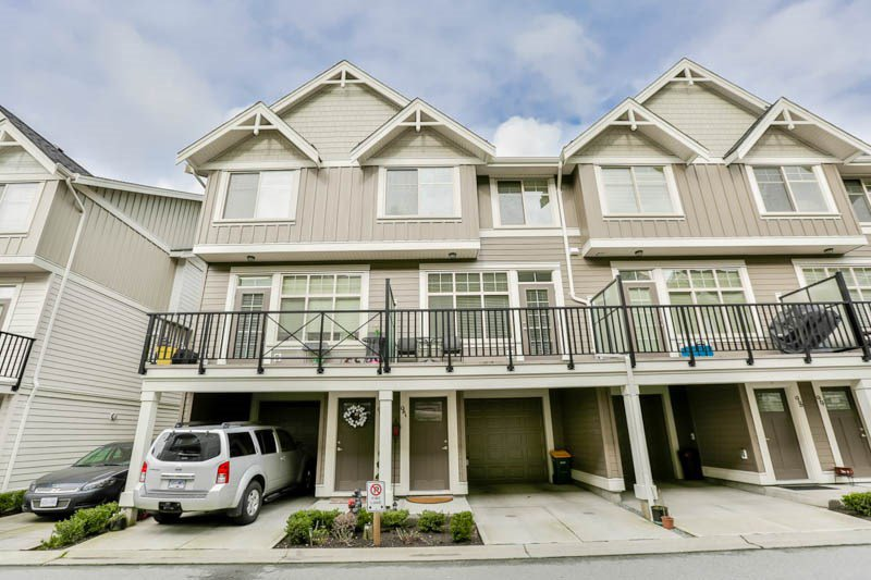 Main Photo: 97 19525 73 AVENUE in : Clayton Townhouse for sale : MLS®# R2032403
