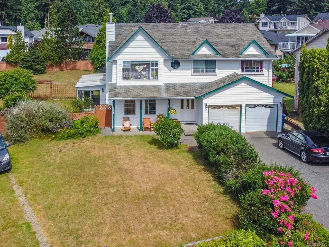 Main Photo: 5108 Sedona Way in NANAIMO: Na Pleasant Valley House for sale (Nanaimo)  : MLS®# 844535