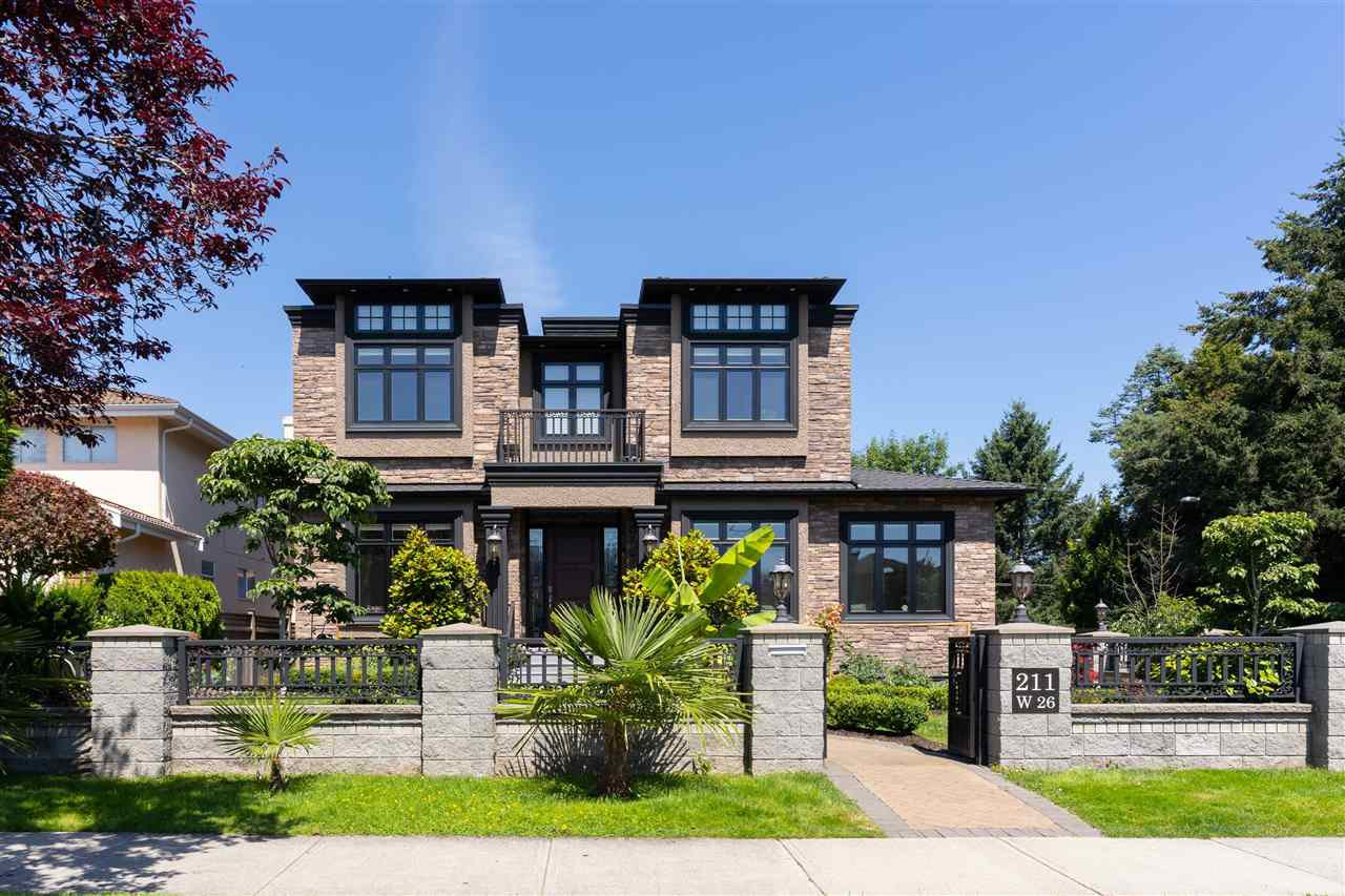 Main Photo: 211 W 26TH Avenue in Vancouver: Cambie House for sale (Vancouver West)  : MLS®# R2480752
