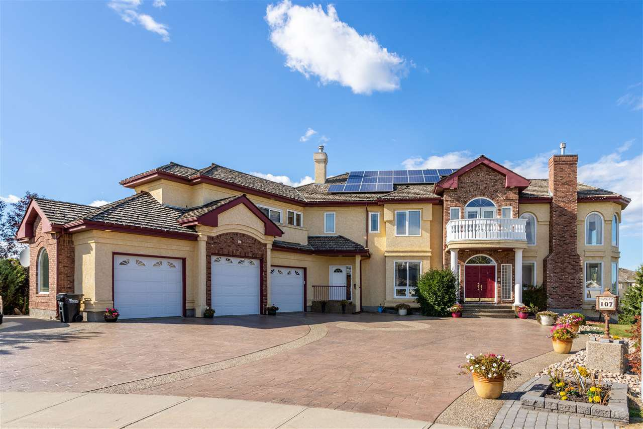 Main Photo: 107 52304 RGE RD 233: Rural Strathcona County House for sale : MLS®# E4214191