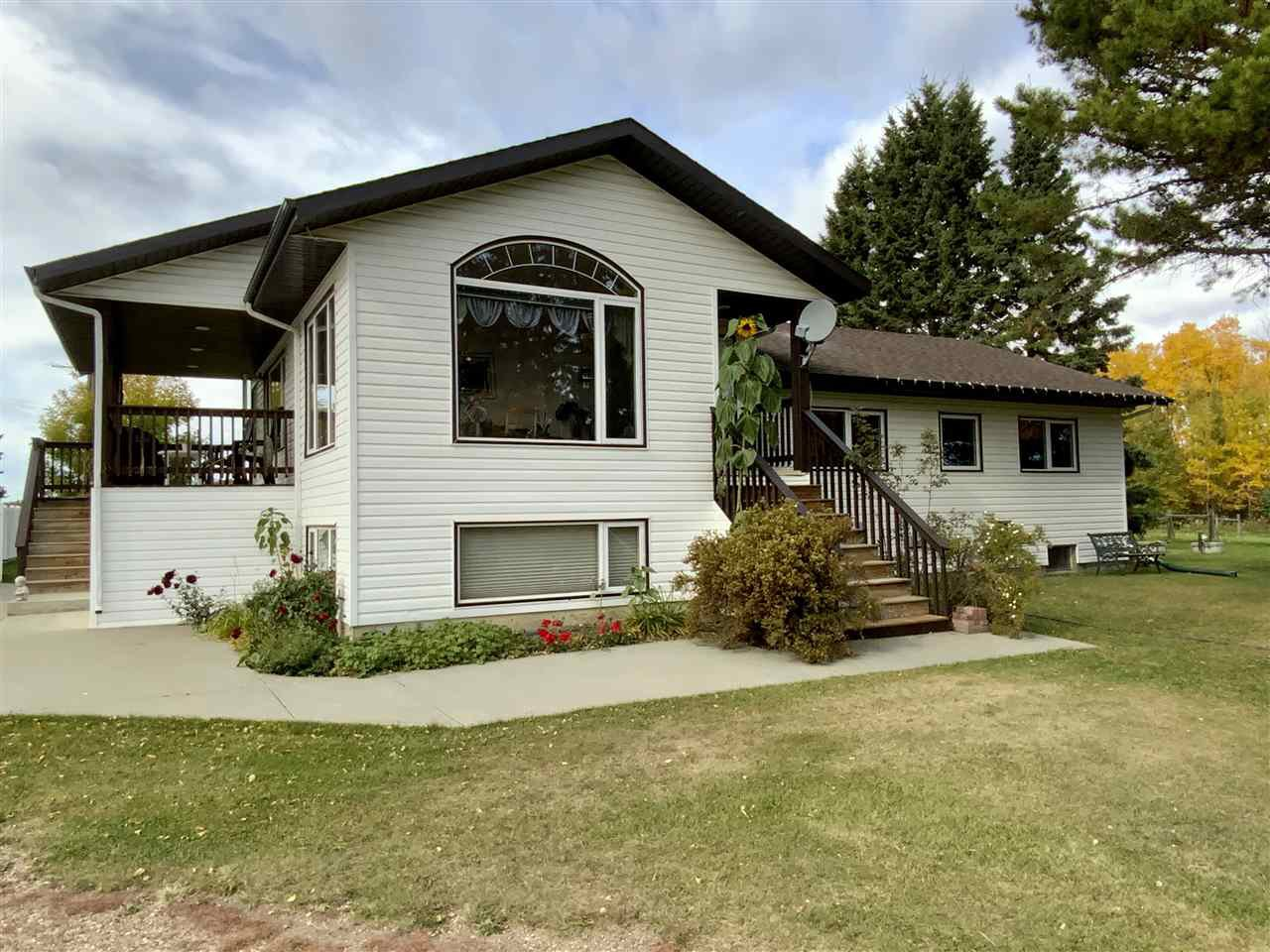 Main Photo: 472080 RGE RD 245: Rural Wetaskiwin County House for sale : MLS®# E4216024