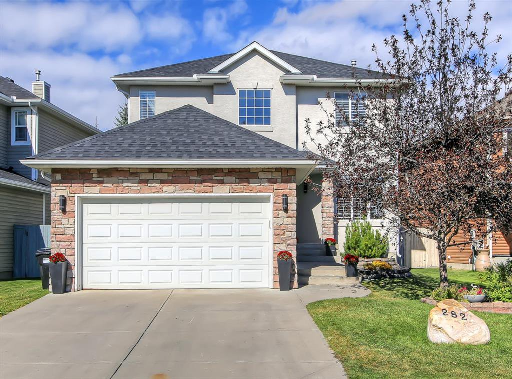 Main Photo: 282 Royal Abbey Court NW in Calgary: Royal Oak Detached for sale : MLS®# A1038817