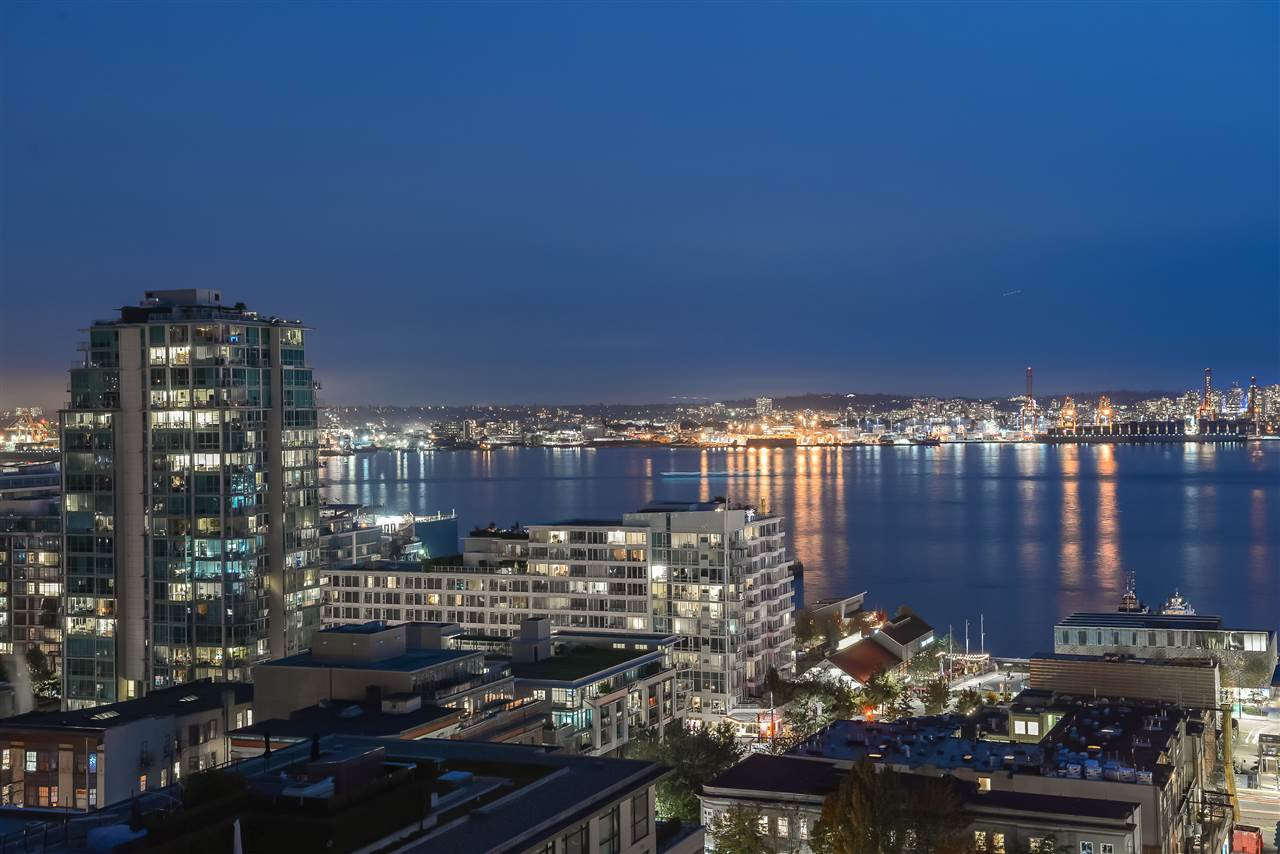 "Main Photo: 1401 120 W 2ND Street in North Vancouver: Lower Lonsdale Condo for sale in ""The Observatory"" : MLS®# R2526275"