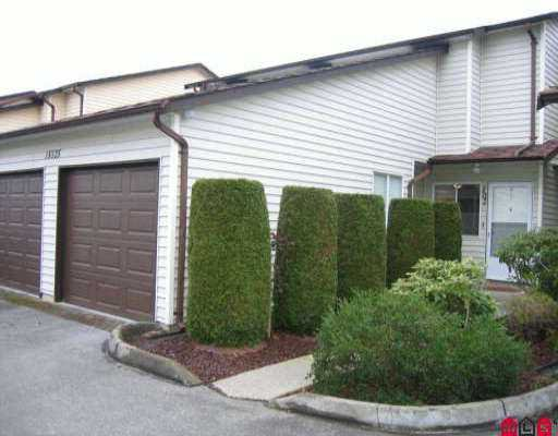 "Main Photo: 102 15525 87A AV in Surrey: Fleetwood Tynehead Townhouse for sale in ""Evergreen Estate"""