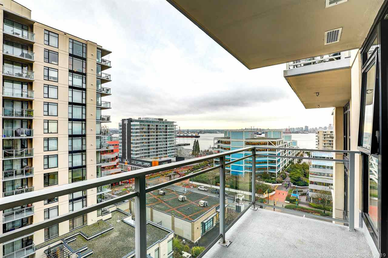 "Main Photo: 1014 175 W 1ST Street in North Vancouver: Lower Lonsdale Condo for sale in ""TIME"" : MLS®# R2423452"