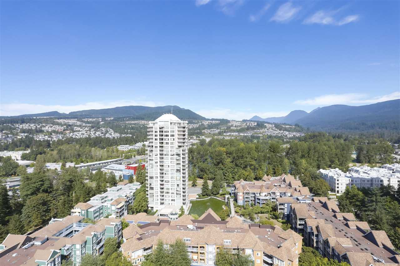 "Main Photo: 2201 3071 GLEN Drive in Coquitlam: North Coquitlam Condo for sale in ""PARC LAURANT"" : MLS®# R2443503"