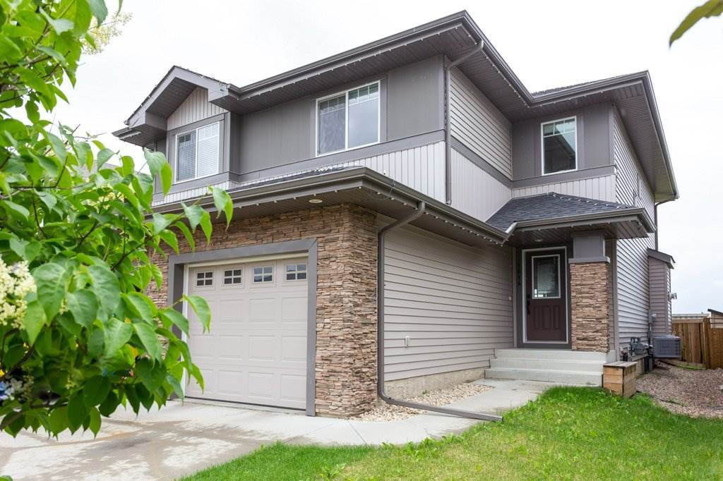 Main Photo: 1014 177A Street SW in Edmonton: Zone 56 House Half Duplex for sale : MLS®# E4204594